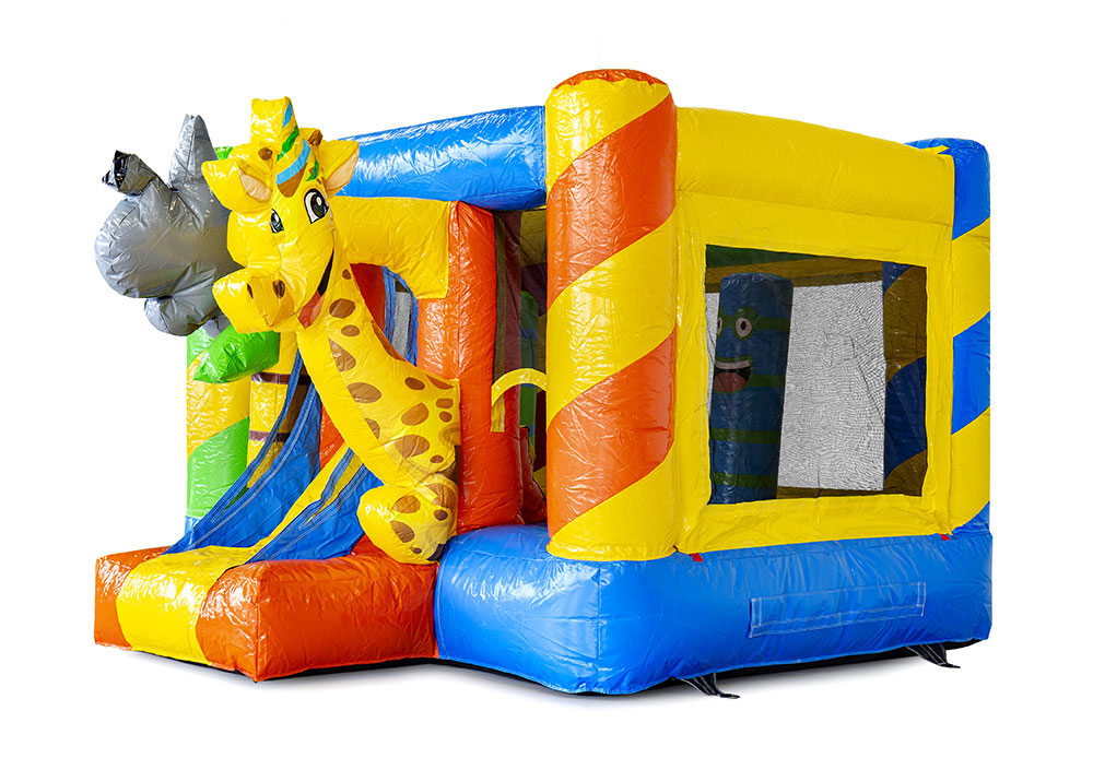 Springkussen mini bounce party huren: Big Party Verhuur